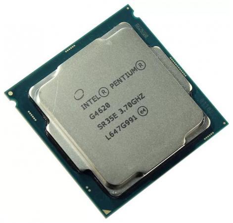 Процессор Intel Pentium G4620 3.7GHz 3Mb Socket 1151 OEM измельчитель wr 7403