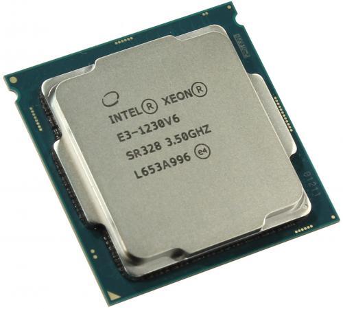 Процессор Intel Xeon E3-1230v6 3.5GHz 8Mb LGA1151 OEM si4413ady t1 e3 si4413a
