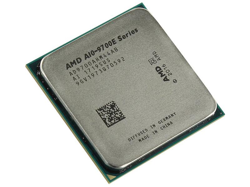Процессор AMD A10 9700E OEM 35W, 4C/4T, 3.5Gh(Max), 2MB(L2-2MB), AM4 (AD9700AHM44AB)