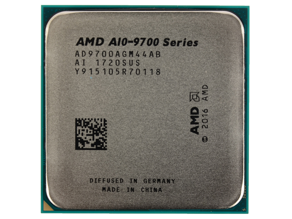 Процессор AMD A10 9700 OEM 65W, 4C/4T, 3.8Gh(Max), 2MB(L2-2MB), AM4 (AD9700AGM44AB) процессор amd a10 9700 ad9700agm44ab socket am4 oem