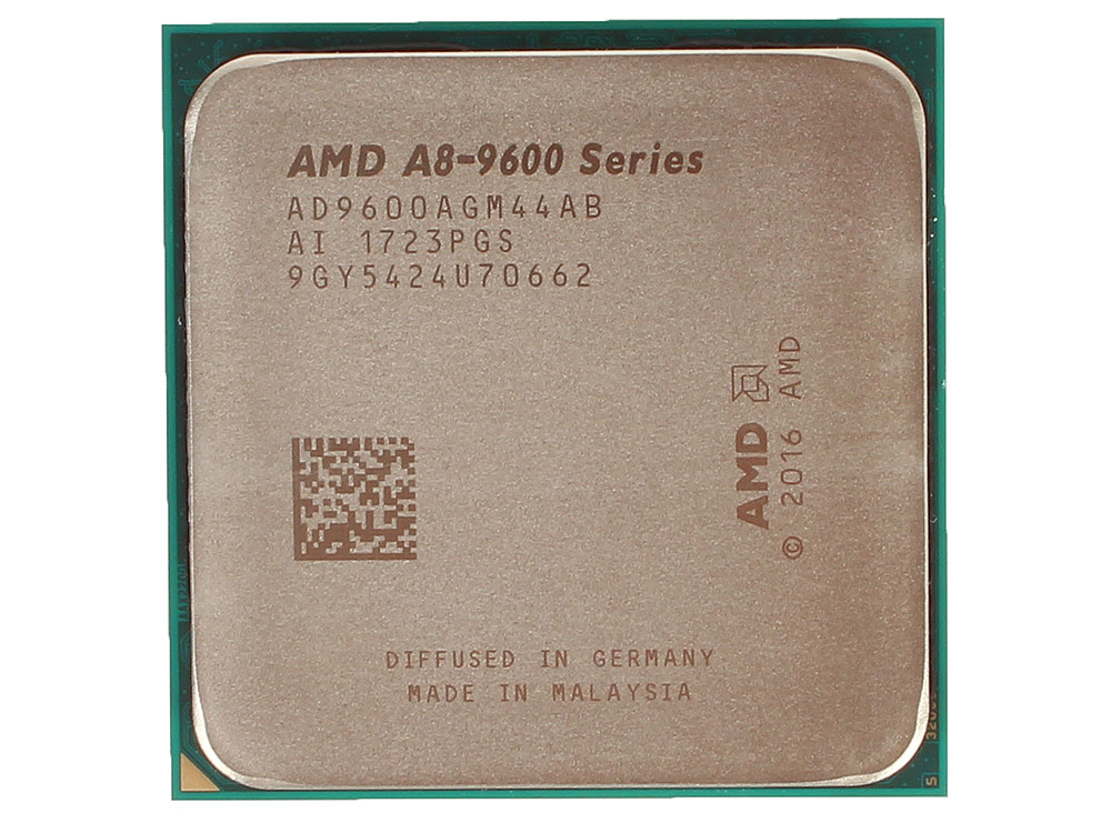 Процессор AMD A8 9600 OEM (65W, 4C/4T, 3.4Gh(Max), 2MB(L2-2MB), AM4) (AD9600AGM44AB) thermalright le grand macho rt computer coolers amd intel cpu heatsink radiatorlga 775 2011 1366 am3 am4 fm2 fm1 coolers fan