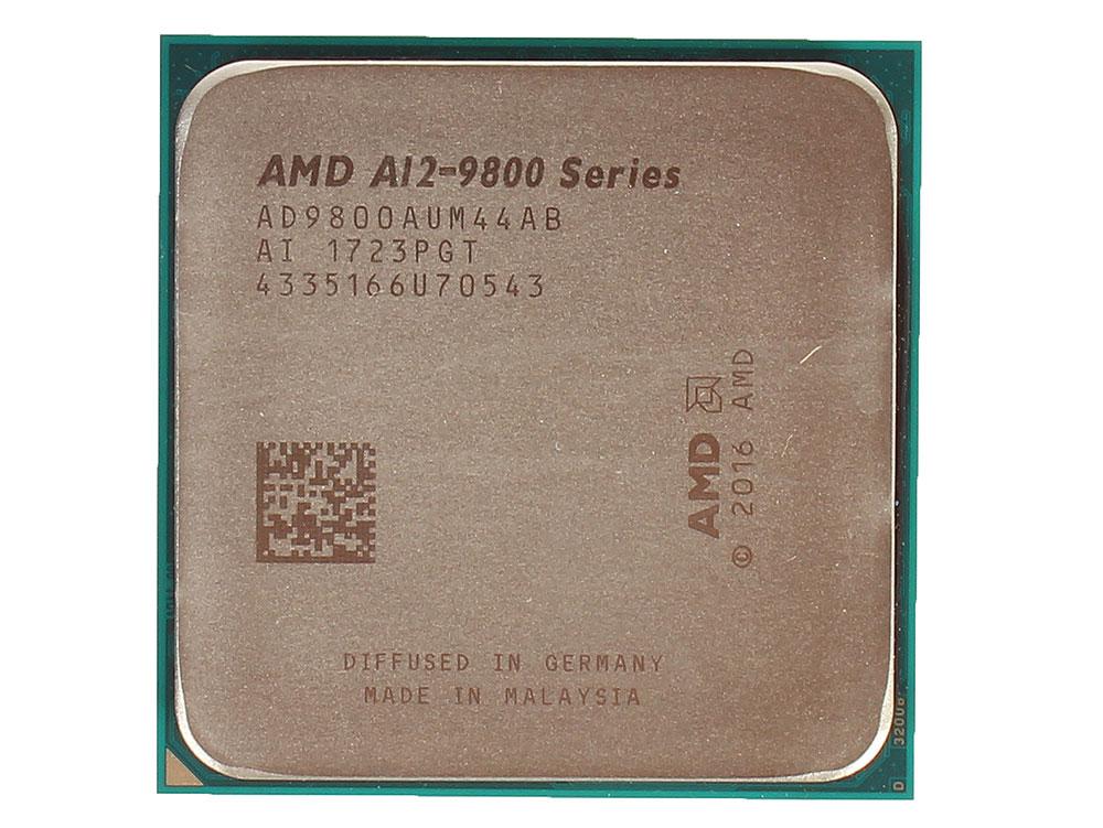 Процессор AMD A12 9800 OEM 65W, 4C/4T, 4.2Gh(Max), 2MB(L2-2MB), AM4 (AD9800AUM44AB) набор инструмента hans 6621 2mb