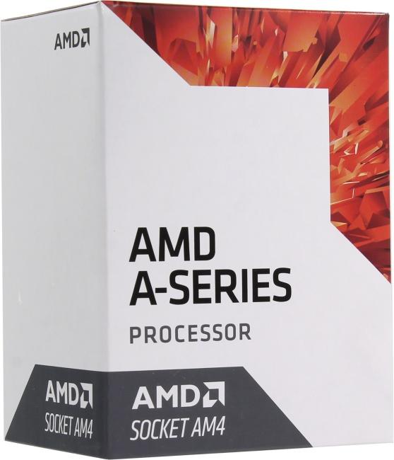 Процессор AMD A8 9600 BOX 65W, 4C/4T, 3.4Gh(Max), 2MB(L2-2MB), AM4 (AD9600AGABBOX) набор инструмента hans 6621 2mb