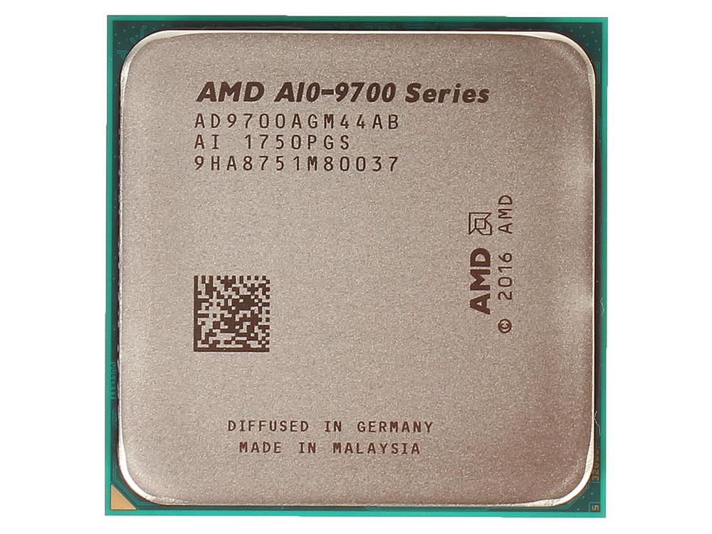 Процессор AMD A10 9700 BOX 65W, 4C/4T, 3.8Gh(Max), 2MB(L2-2MB), AM4 (AD9700AGABBOX) thermalright le grand macho rt computer coolers amd intel cpu heatsink radiatorlga 775 2011 1366 am3 am4 fm2 fm1 coolers fan