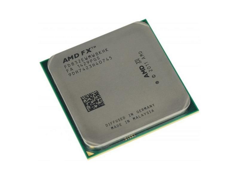 Процессор AMD FX-8320E OEM 95W, 8core, 4.0Gh(Max), 16MB(L2-8MB+L3-8MB), AM3+ (FD832EWMW8KHK) цена 2017