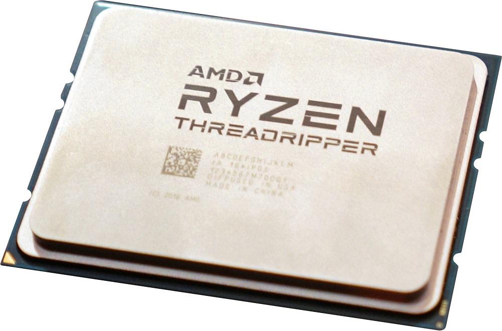 Процессор AMD Ryzen Threadripper 1950X OEM 180W, 16C/32T, 4.0Gh(Max), 40MB(L2+L3), sTR4 (YD195XA8UGAAE)