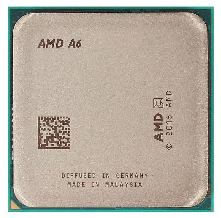 Процессор AMD A6 7480 OEM Radeon R5 Series 65W, 2C/2T, 3.8Gh(Max), 1MB, FM2+ (AD7480ACI23AB) процессор amd athlon ii x4 845 fm2