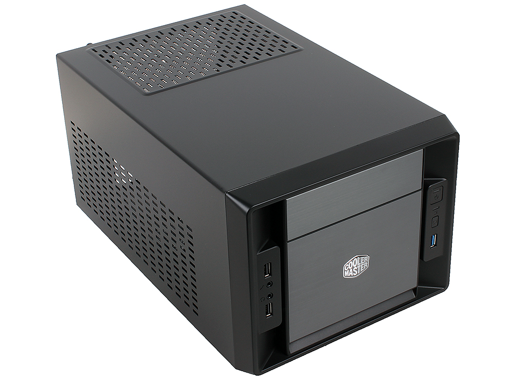 Корпус Cooler Master Elite 120 Advanced Black RC-120A-KKN1, w/o PSU корпус системного блока coolermaster k280 rc k280 kkn1 w o psu black rc k280 kkn1