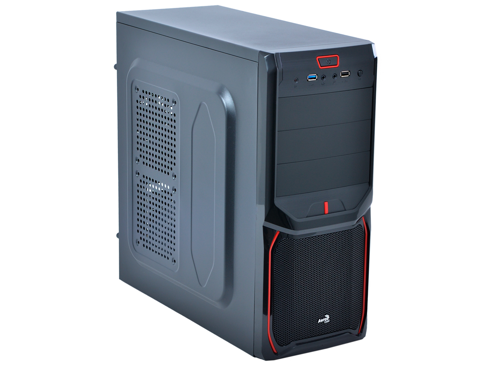 V3X Advance Devil Red Edition корпус aerocool v3x advance black edition 600w