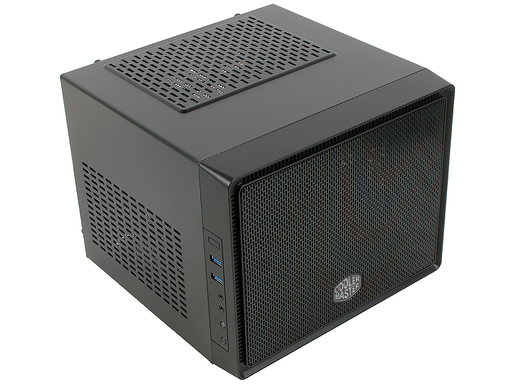 Корпус Cooler Master Elite 110 (RC-110-KKN2) Black, w\o PSU корпус zalman x7 black w o psu