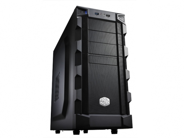 Корпус Cooler Master K280 (RC-K280-KKN1) Black, w\o PSU корпус системного блока coolermaster k280 rc k280 kkn1 w o psu black rc k280 kkn1