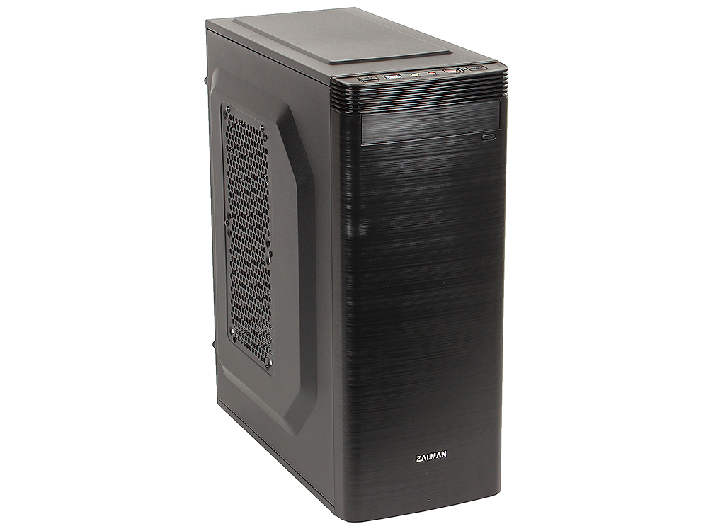 Корпус Zalman ZM-T5 Black w\o PSU корпус zalman mini tower zm t5 black