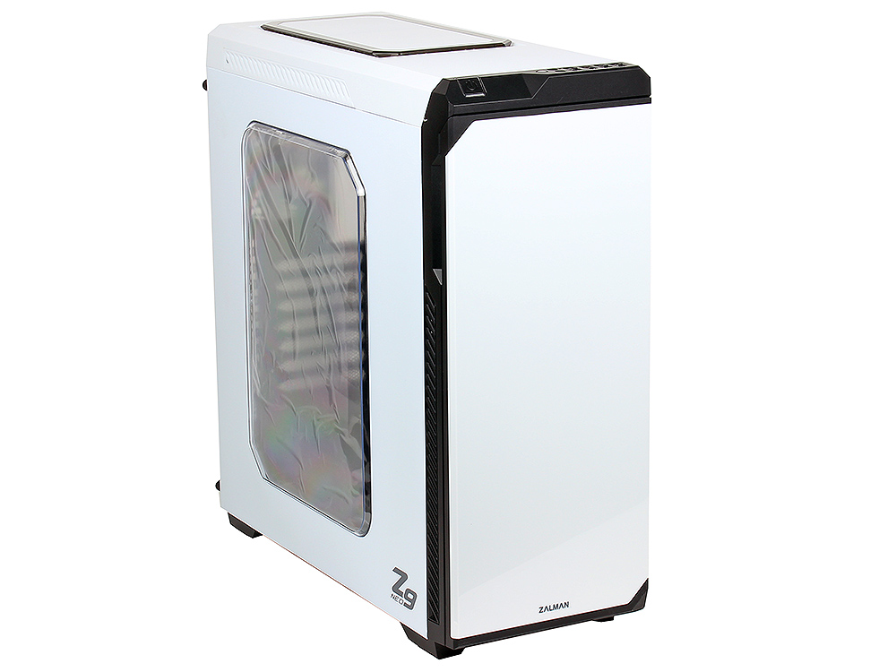 Корпус Zalman Z9 NEO White w\o PSU корпус zalman x7 black w o psu