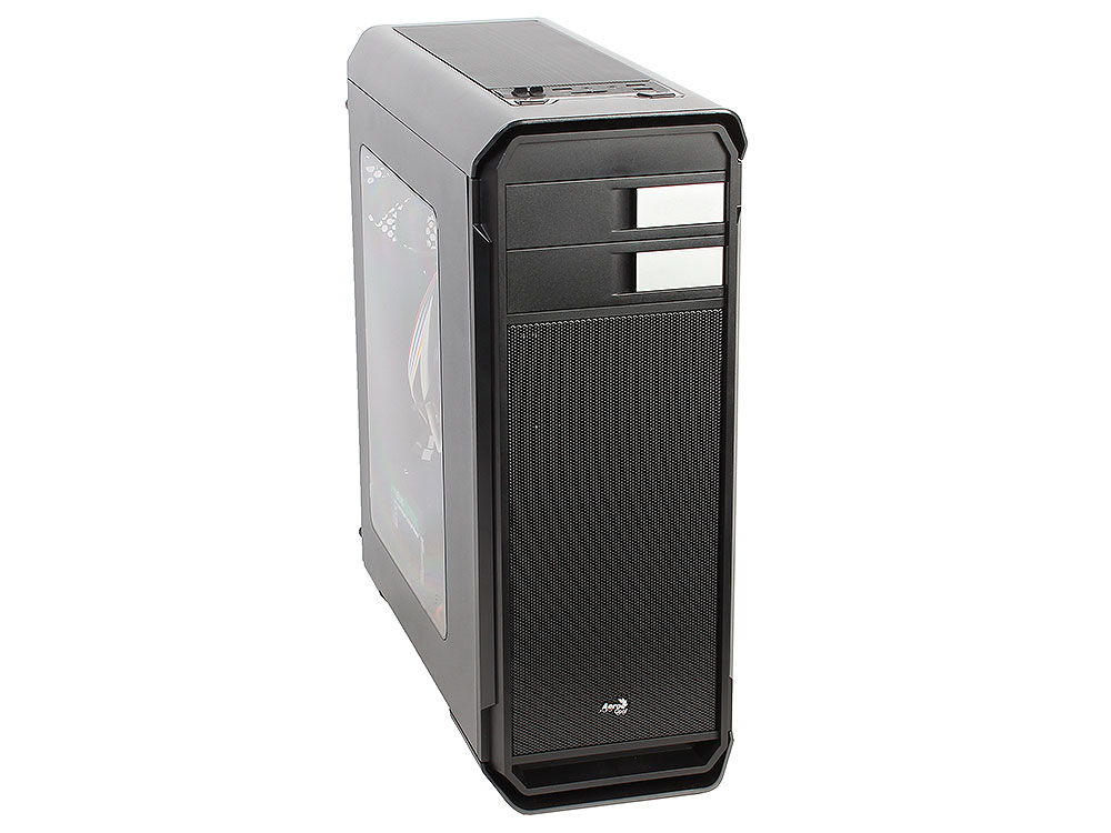 Aero-500 Window Black + card reader 600Вт от OLDI