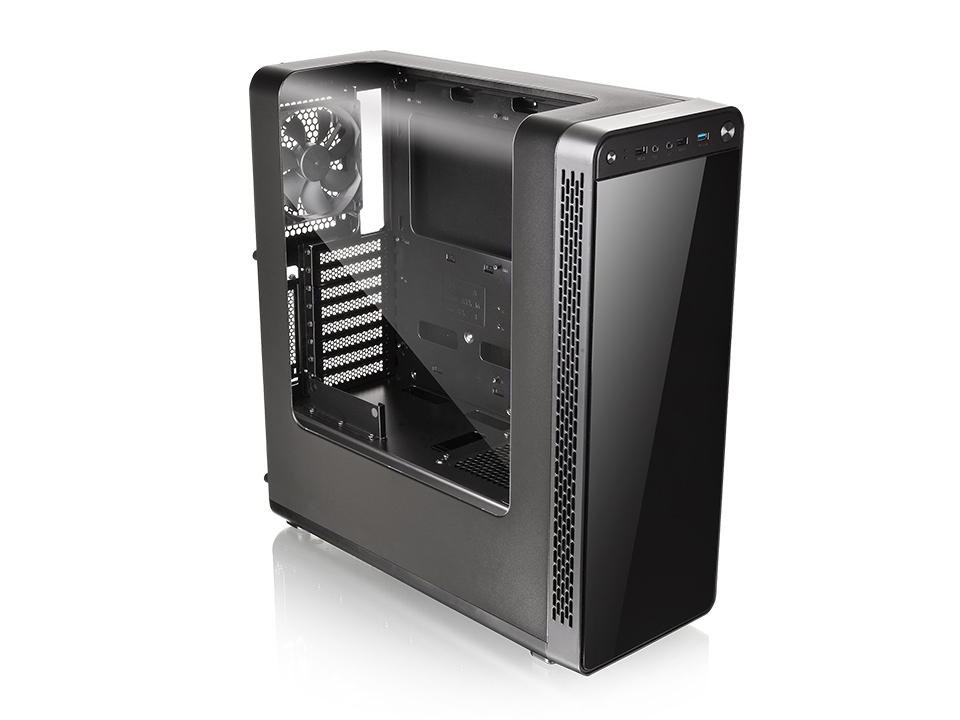 Корпус Thermaltake Versa View 27 Black w/o PSU,Window,CA-1G7-00M1WN-00