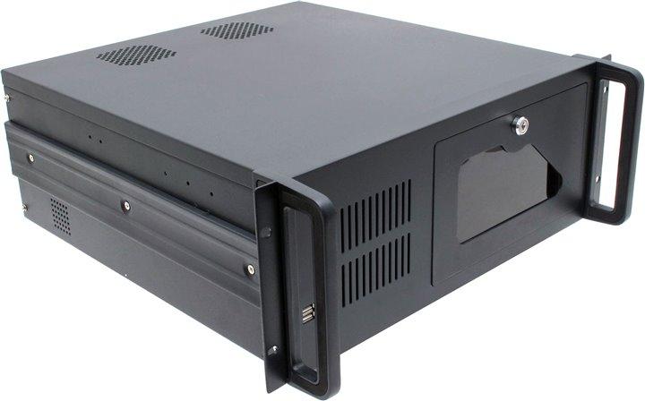 Серверный корпус Procase B440-B-0 черный 4U