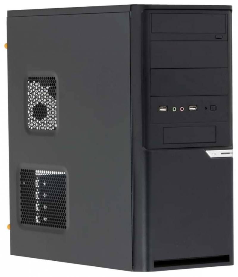 Корпус ATX 3Cott 2302 450 Вт чёрный