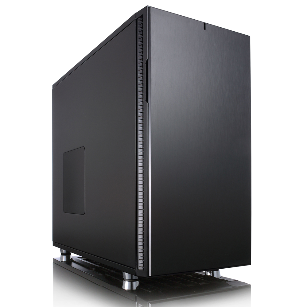 Корпус ATX Fractal Design Define R5 Без БП чёрный FD-CA-DEF-R5-BK блок питания fractal design integra m 650w fd psu in3b 650w eu