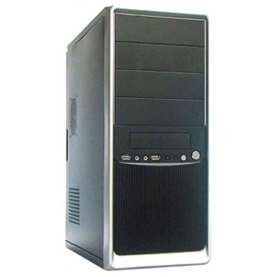 Корпус ATX Super Power Winard 3010 500 Вт чёрный серебристый