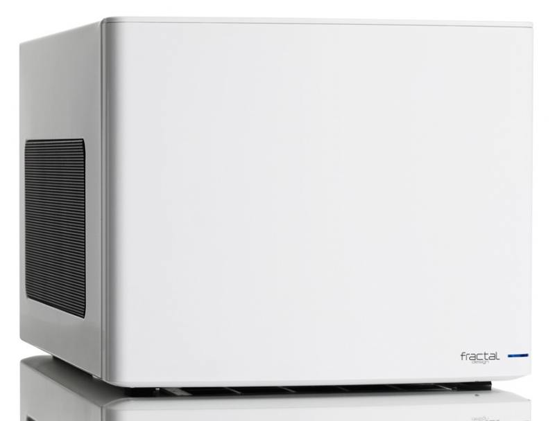 все цены на Корпус Mini-ITX Fractal Design Node 304 Без БП белый FD-CA-NODE-304-WH