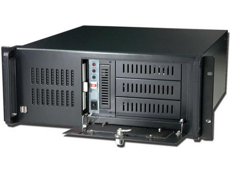 Серверный корпус 4U Procase EB400L-B-0 Без БП чёрный