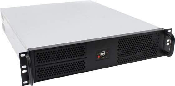 Серверный корпус ATX Exegate 2U2088 Без БП чёрный EX172968RUS