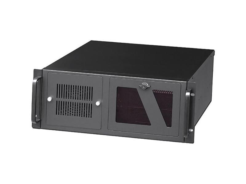 Серверный корпус 4U Procase EB430M-B-0 Без БП чёрный серверный корпус 4u procase eb410 b 0 без бп чёрный