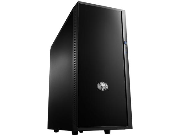 Корпус Cooler Master Silencio 452 (SIL-452-KKN1) Black, w\o PSU корпус системного блока coolermaster k280 rc k280 kkn1 w o psu black rc k280 kkn1