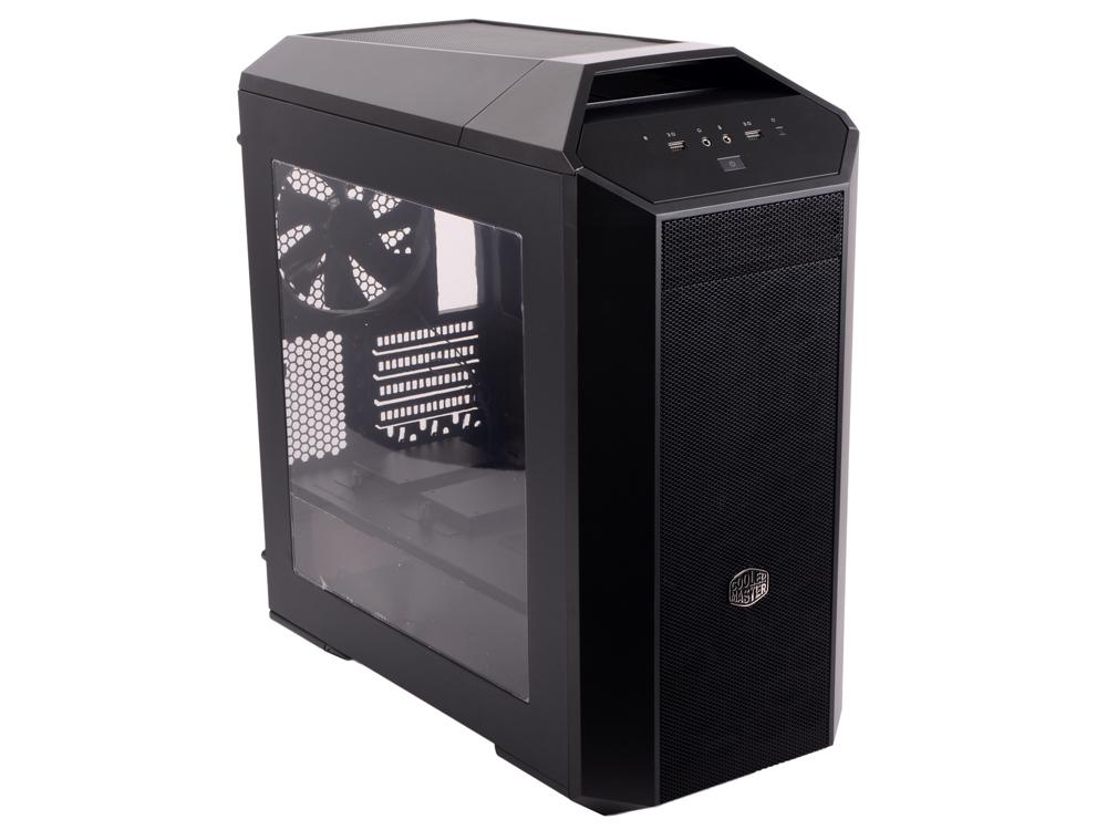 Корпус Cooler Master MasterCase Pro 3 (MCY-C3P1-KWNN) w\o PSU корпус cooler master mastercase maker 5 msi dragon edition mcz 005m kwn00 mi w o psu black