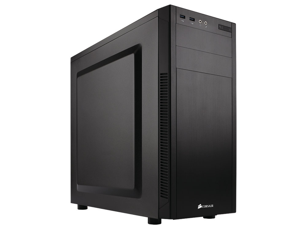 Корпус Corsair Carbide Series® 100R Silent Edition Black w/o PSU