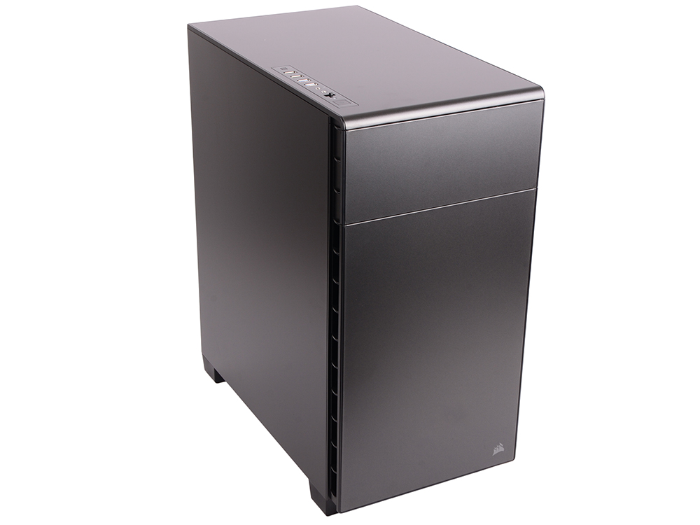 Корпус Corsair Carbide Series Clear 600C Inverse Black Window w/o PSU корпус exegate mi 207 w o psu black
