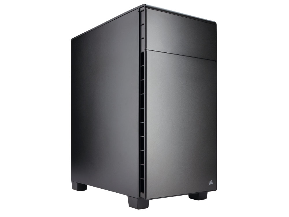 Корпус Corsair Carbide Series® Quiet 600Q Inverse Black w/o PSU