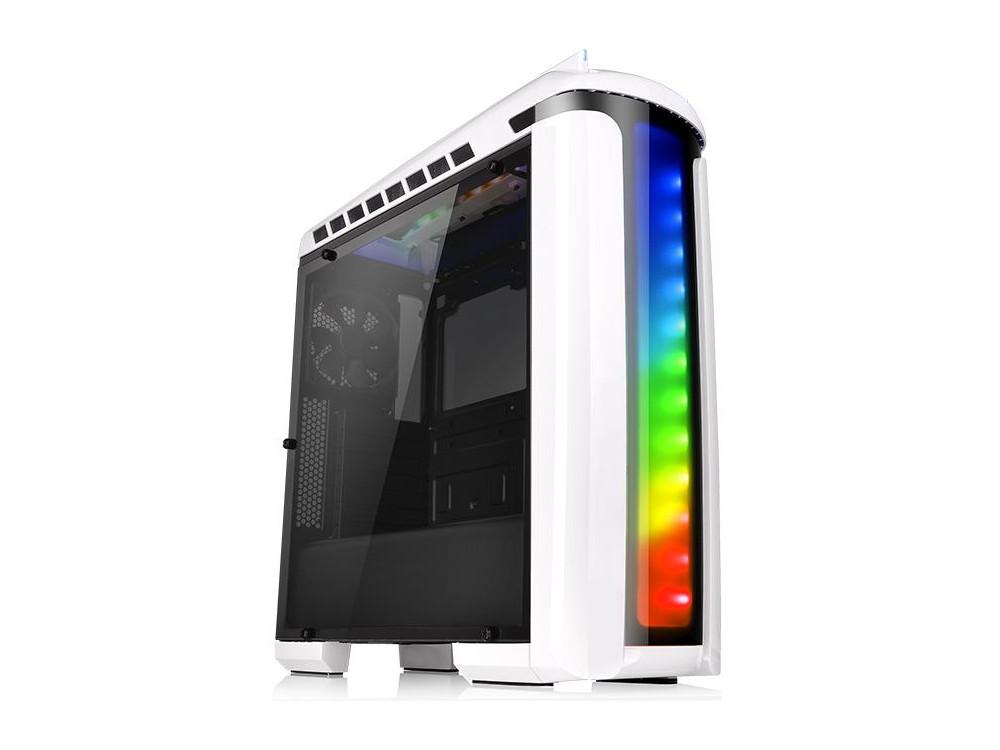 все цены на Корпус ATX Thermaltake Versa C22 RGB Без БП белый CA-1G9-00M6WN-00 онлайн