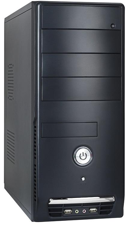 Корпус ATX Exegate CP-501 500Вт черный EX188979RUS