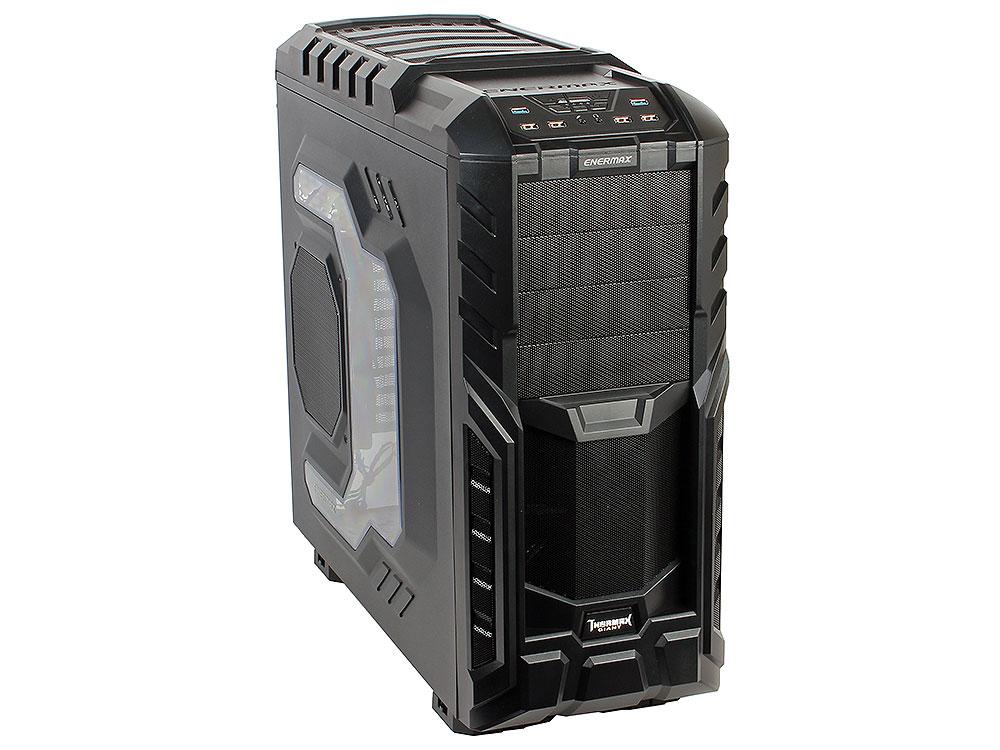 Корпус Enermax Thormax Giant , E-ATX Full Tower, без БП, 264x557x546 мм (ШxВxГ), 2x USB3.0, 4x USB2.0