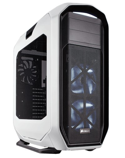 Корпус Corsair Graphite Series™ 780T White Window w/o PSU