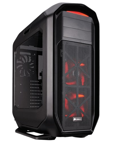 Корпус Corsair Graphite Series™ 780T Black Window w/o PSU. Производитель: Corsair, артикул: 0465546