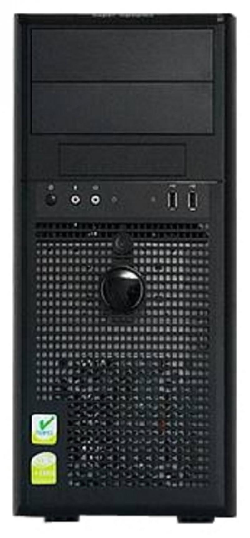 Корпус ATX PowerCool S8821BK 500 Вт чёрный корпус atx powercool metro g1 450 вт чёрный