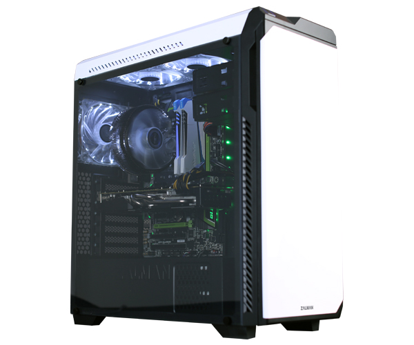 Корпус Zalman Z9 NEO Plus White w\o PSU корпус zalman z3 plus black w o psu