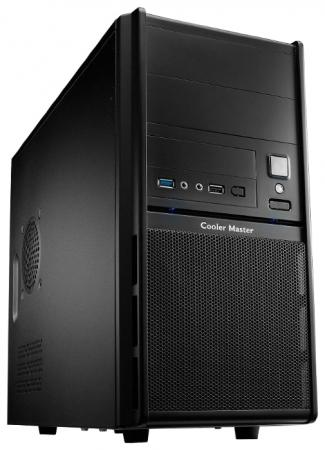 Корпус microATX Cooler Master Elite 342 Без БП чёрный RC-342-KKN6-U3 корпус cooler master mastercase h500p черный mcm h500p mgnn s00