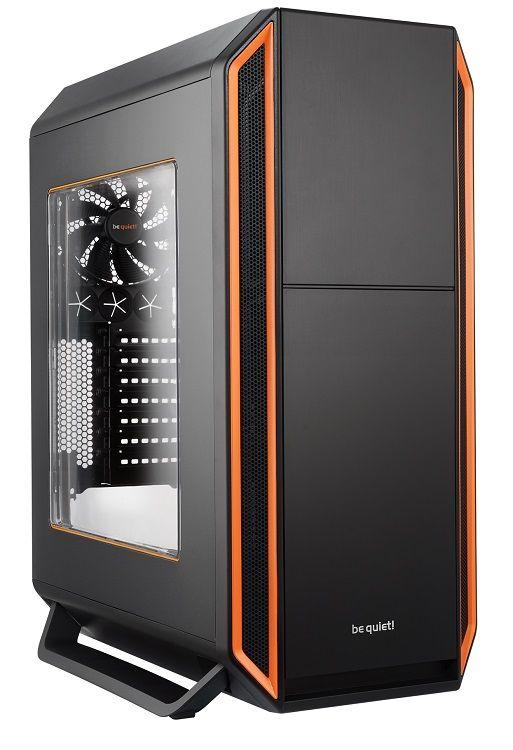 Корпус ATX BE QUIET! Silent Base 800 Без БП чёрный оранжевый корпус atx be quiet silent base 600 без бп чёрный оранжевый bg005