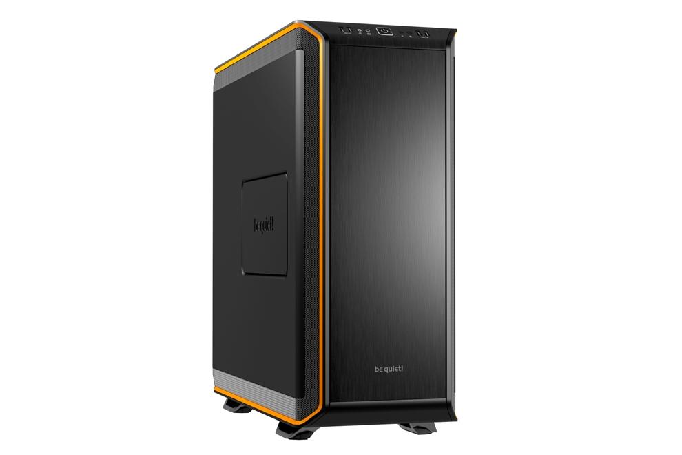 Корпус ATX BE QUIET! Dark Base 900 Orange Без БП чёрный оранжевый корпус atx be quiet pure base 600 без бп чёрный
