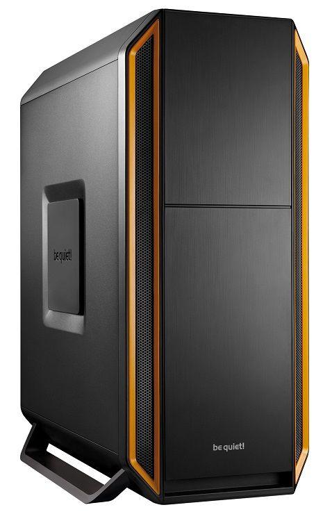 Корпус ATX BE QUIET! Silent Base 800 Без БП чёрный оранжевый BG001