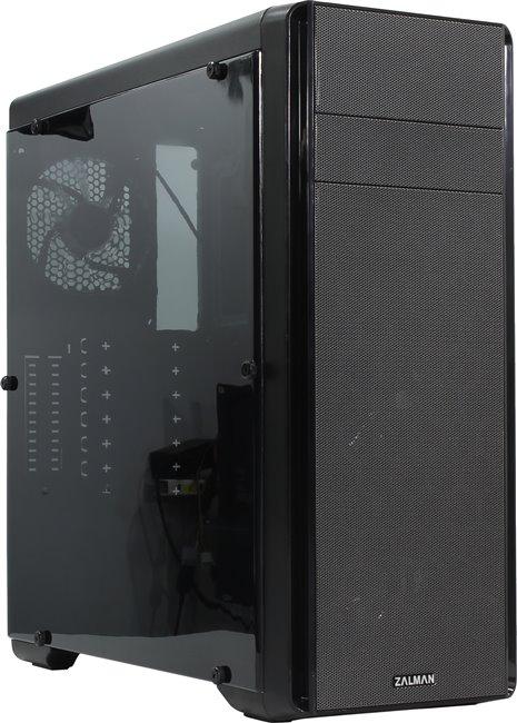 Картинка для Корпус ATX Zalman N3 Без БП чёрный