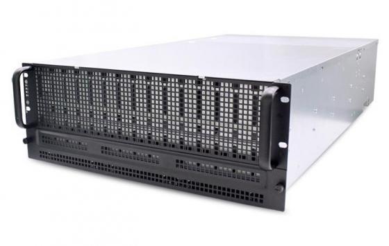 Серверный корпус 4U AIC SSG-JBSA32S-476C-E0RP-A 1400 Вт чёрный aic 3sk ac0304m