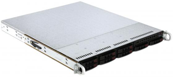 Серверный корпус 1U Supermicro Supermicro CSE-113MTQ-330CB 330 Вт чёрный корпус supermicro cse 825tq 563lpb