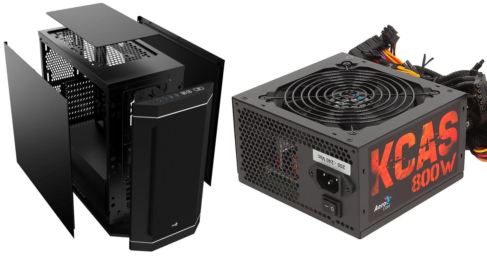 DS 230 ATX + KCAS-800W