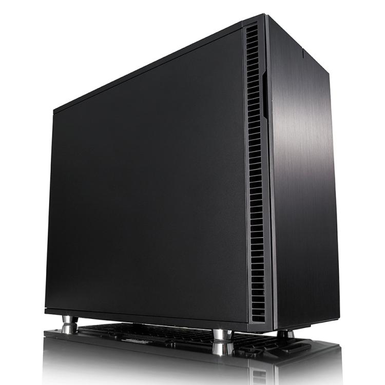 Корпус ATX Fractal Design Define R6 Без БП черный FD-CA-DEF-R6-BK цена