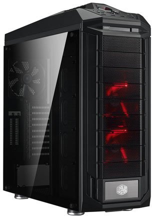Корпус ATX Cooler Master Case Storm Trooper SE Без БП чёрный SGC-5000-KWN2 open source data warehouse