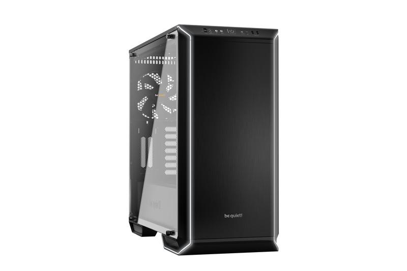 Корпус ATX Be quiet DARK BASE 700 RGB LED Без БП чёрный BGW23 корпус be quiet dark base 700 rgb black
